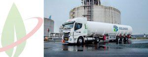 Paesi Bassi: riforniti i primi camion a GNL nei terminal di carico GNL