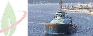 Consegnato in Norvegia il terzo rimorchiatore a doppio carburante costruito in Europa