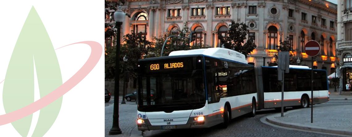 Porto Bus rinnoverà la sua flotta con oltre 170 veicoli a metano