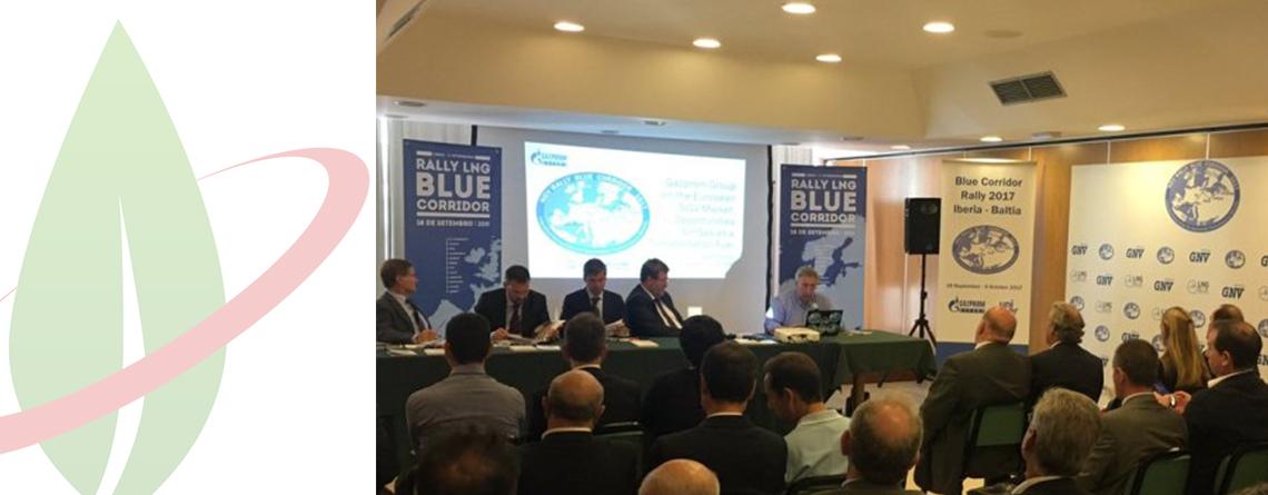 "NGV Italy ospita a Milano una tappa del ""Blue Corridor 2017: Iberia-Baltia"""