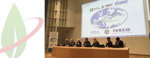 """NGV Italy promuove il gas naturale come carburante ecosostenibile in occasione della tappa milanese del """"Blue Corridor Rally 2017: Iberia-Baltia"""""""