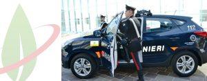 L'Arma dei Carabinieri riceve per test un veicolo alimentato a idrogeno