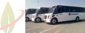 DINA consegna 20 autobus GN a Ciudad Juárez e tocca quota 1.600 in tutto il Messico