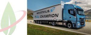 La Germania considera il GNL la soluzione migliore per il trasporto di merci su lunga distanza