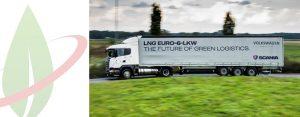 Germania: Scania e VW insieme per 100 camion alimentati a gas naturale