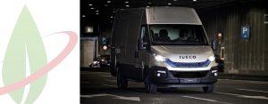 Iveco presenta la nuova famiglia DAILY BLUE POWER con opzione NGV
