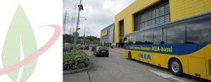 IKEA sostiene lo sviluppo di stazioni biometane in Finlandia
