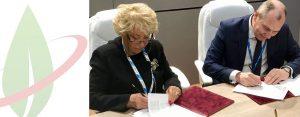 Accordo di cooperazione tra NGV Italy e NGVA Russia