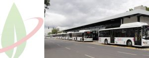 Messico: il nuovo operatore Querétaro riceve i primi autobus CNG
