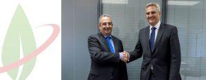 L'associazione dei taxi di Madrid firma un accordo per promuovere l' uso del CNG