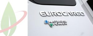 L'Eurocargo Natural Power di IVECO disponibile ora per il mercato britannico