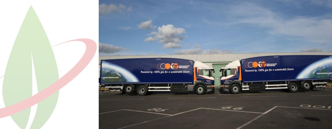 Il vettore britannico lancia i primi autocarri a gas naturale Scania da 26 tonnellate