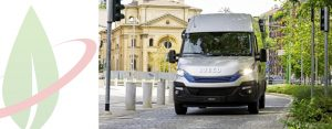 Iveco Daily Blue Power è Van of the Year