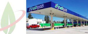 Guadalajara convertirà al gas naturale tutti i veicoli comunali nel 2018