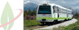Renfe testa il primo treno passeggeri al mondo alimentato a GNL