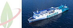 Annunciato il primo traghetto GNL nel Mediterraneo
