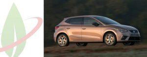 Presentata la nuova Seat Ibiza Tgi a metano