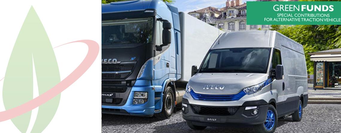 """Iveco offre un piano di finanziamento per aiutare i trasportatori ad aggiungere camion """"green"""" alla propria flotta"""