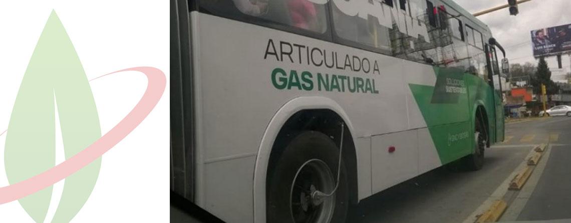 Messico: Puebla mette in funzione i primi autobus a gas naturale