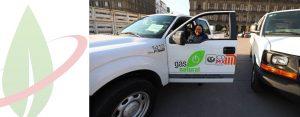 Città del Messico converte oltre 400 veicoli comunali al gas naturale