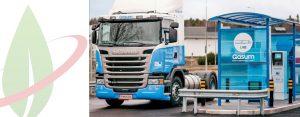 La Svezia finanzia lo sviluppo dell'infrastruttura per il rifornimento di gas naturale