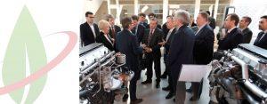 Il presidente di Gazprom incontra i leader italiani del settore NGV