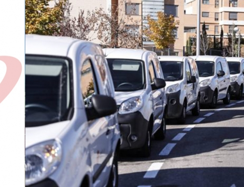 L'azienda spagnola di spedizioni rafforza le consegne sostenibili con 100 nuovi veicoli commerciali