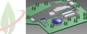 Svezia: apre un nuovo impianto per la produzione di biogas per autobus e vetture