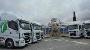 Spagna: Iveco consegna 10 Stralis NP 400 all'azienda di trasporto merci