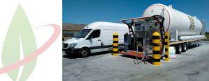 Spagna: HAM apre un distributore di gas naturale compresso a Siviglia