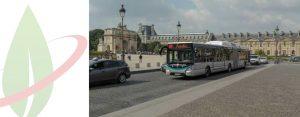 L'operatore del trasporto pubblico di Parigi dispiegherà 150 nuovi autobus a gas naturale