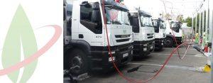 Le aziende spagnole firmano accordi per favorire la conversione dei veicoli in NGV