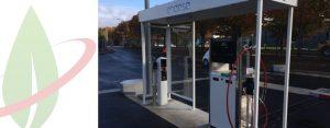 Endesa aprirà il suo secondo distributore di gas naturale pubblico a Parigi