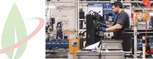 La fabbrica Toyota passa al biogas liquido