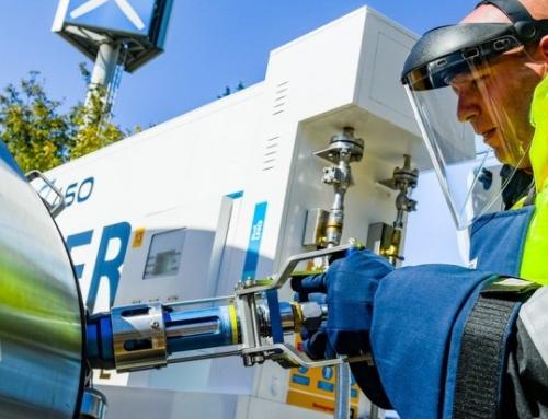 Shell inaugura la sua prima stazione GNL in Germania