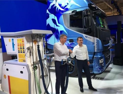 Shell e IVECO insieme per lo sviluppo del GNL nel settore dei trasporti