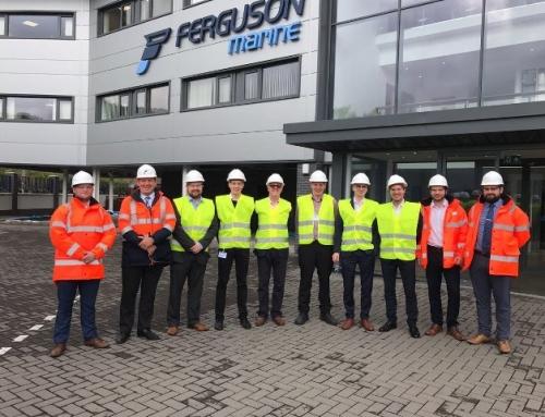 Il consorzio ottiene fondi per sviluppare il primo traghetto ibrido idrogeno diesel del Regno Unito