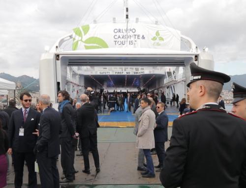 Italia: Il Ministero dei Trasporti sostiene lo spiegamento del pionieristico traghetto GNL
