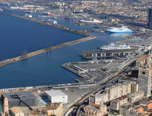Porto di Marsiglia-Fos, pronto ad offrire il servizio di rifornimento di GNL nel 2019