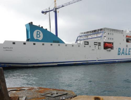 Baleària ha iniziato a convertire la sua flotta di traghetti alla tecnologia GNL