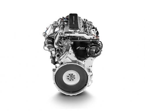 FPT Industrial presenta un prototipo di motore a gas naturale per autocarri pesanti
