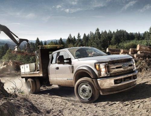 L'EPA approva i modelli Ford a gas naturale di Landi Renzo
