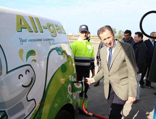 Spagna: La flotta municipale di Chiclana verso la transizione al biometano