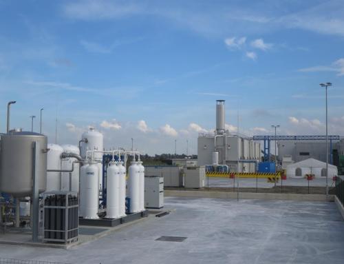 Xebec mette in funzione il suo primo impianto di potenziamento biogas in Italia