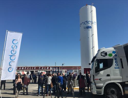 Spagna: Endesa apre ufficialmente il primo distributore di gas naturale a Murcia