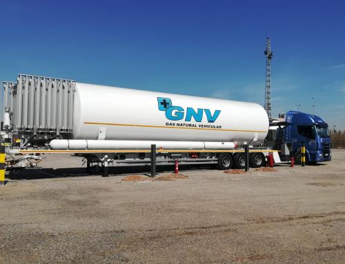 Spagna: HAM mette in funzione la stazione mobile di GNL a Valencia