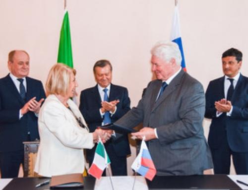 NGV Italy  porta in Russia tecnologia e know-how per sviluppare il metano per il trasporto – firmato accordo di collaborazione tra NGV RU e NGV Italia