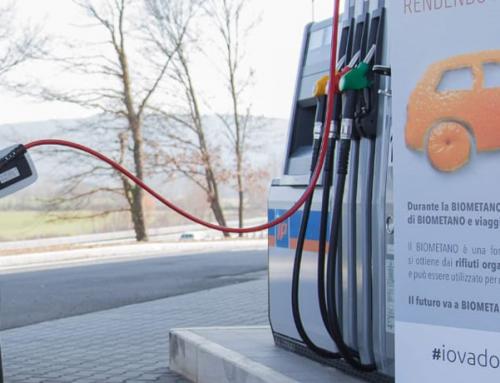 Snam effettua il primo rifornimento di biometano al 100% in Toscana