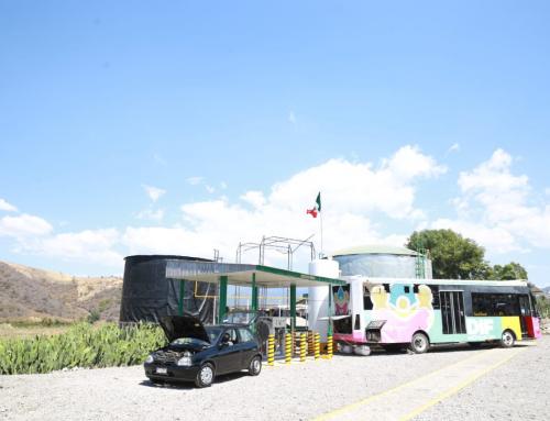 Apre il primo impianto pubblico di rifornimento di biogas in Messico