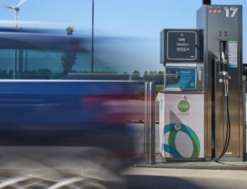 La rete di stazioni di rifornimento di GNC si espande in Germania e Belgio